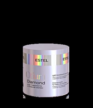 Шёлковая маска для гладкости и блеска волос OTIUM DIAMOND - фото 4531