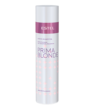 Блеск-шампунь для светлых волос PRIMA BLONDE - фото 4577