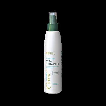 Спрей-уход Облегчение расчесывания для всех типов волос CUREX THERAPY - фото 4791