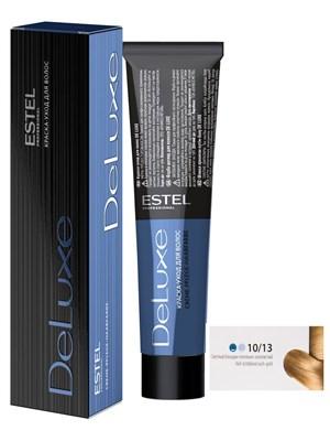 Краска-уход 10/16 DE LUXE для окрашивания волос светлый блондин пепельно-фиолетовый - фото 5014