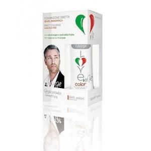 Краска-маска   для волос  3 в 1 George - Gunmetal grey  питательная  100 мл - фото 5230