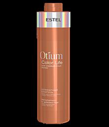 Деликатный шампунь для окрашенных волос OTIUM COLOR LIFE