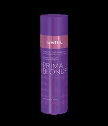 Серебристый бальзам для холодных оттенков блонд PRIMA BLONDE