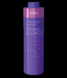 Серебристый шампунь для холодных оттенков блонд PRIMA BLONDE