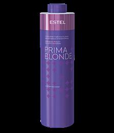 Серебристый бальзам для холодных оттенков блонд ESTEL PRIMA BLONDE