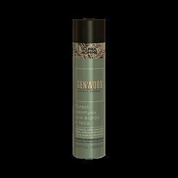 Forest-шампунь для волос и тела Genwood