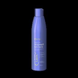 Шампунь «Водный баланс» для всех типов волос CUREX BALANCE