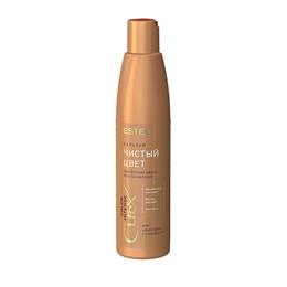 """Бальзам """"Чистый цвет"""" для шоколадных оттенков волос СUREX COLOR INTENSE"""