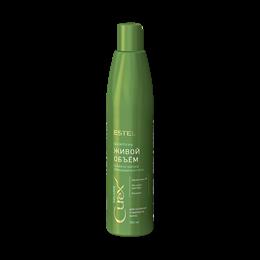 Шампунь Придание объема для жирных волос CUREX VOLUME