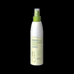 Двухфазный кондиционер-спрей Увлажнение для всех типов волос CUREX CLASSIC