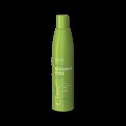 Бальзам «Увлажнение и питание» для всех типов волос CUREX CLASSIC
