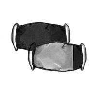 Маска многоразовая с угольным фильтром (чёрный)