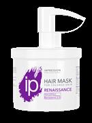 Восстанавливающая Биомаска для поврежденных волос «Renaissance» с ДОЗАТОРОМ IP Color