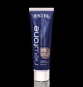 Тонирующая маска для волос NEWTONE ESTEL 8/76 Светло-русый коричнево-фиолетовый, 60 мл