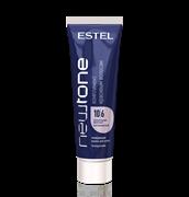 Тонирующая маска для волос NEWTONE ESTEL 10/6 Светлый блондин фиолетовый, 60 мл