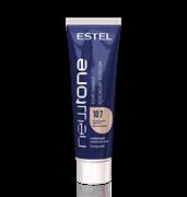 Тонирующая маска для волос NEWTONE ESTEL 10/7 Светлый блондин коричневый, 60 мл
