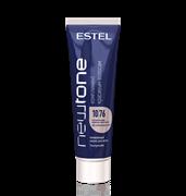 Тонирующая маска для волос NEWTONE ESTEL 10/76 Светлый блондин коричнево-фиолетовый, 60 мл
